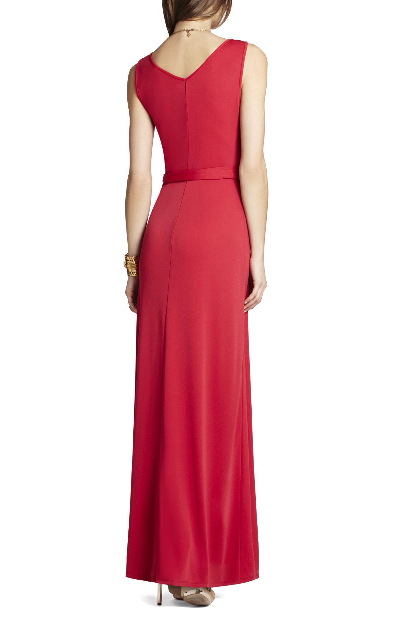 Mae Maxi Dress With V-Neck