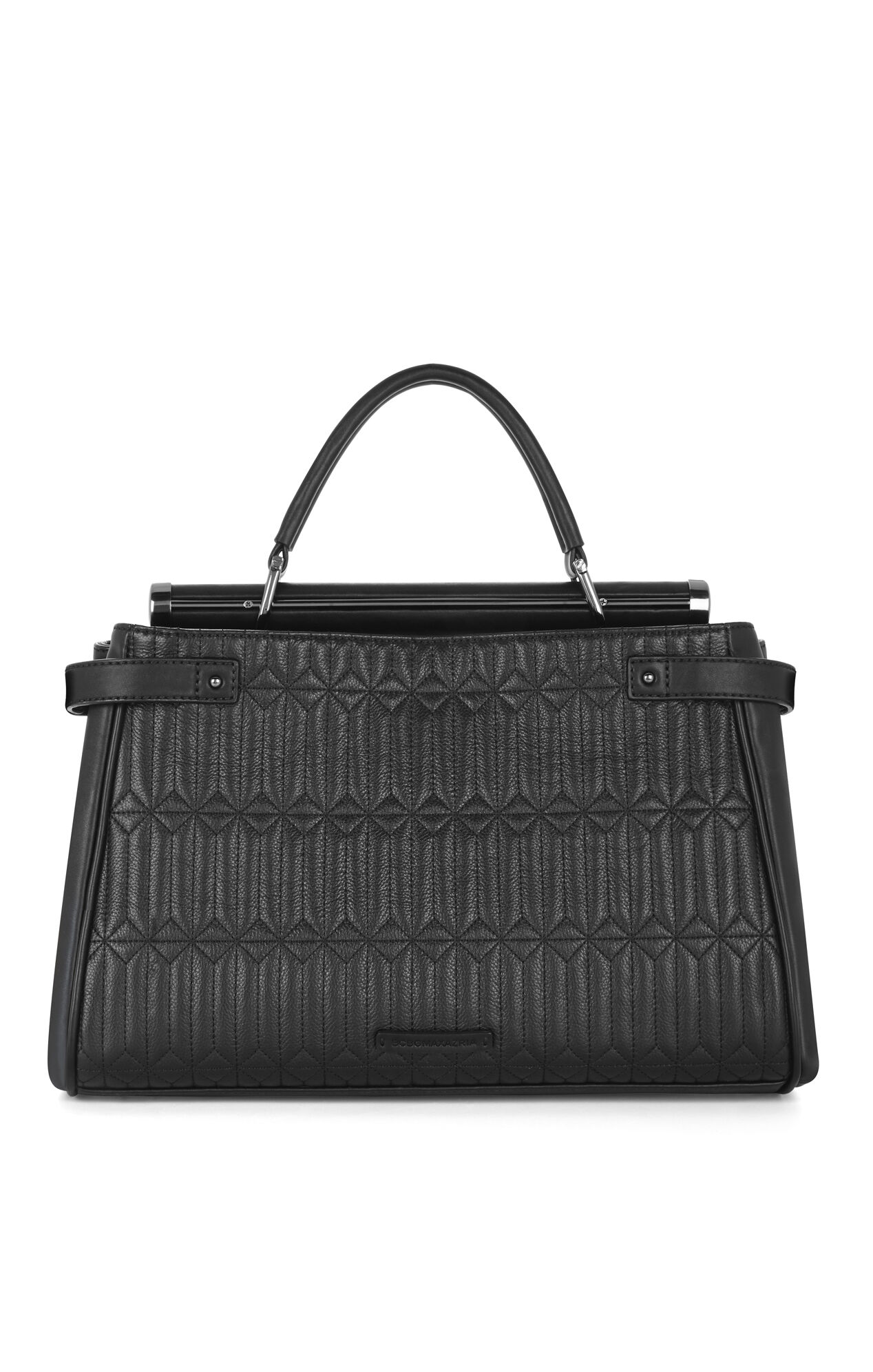 Allie Quilted Satchel