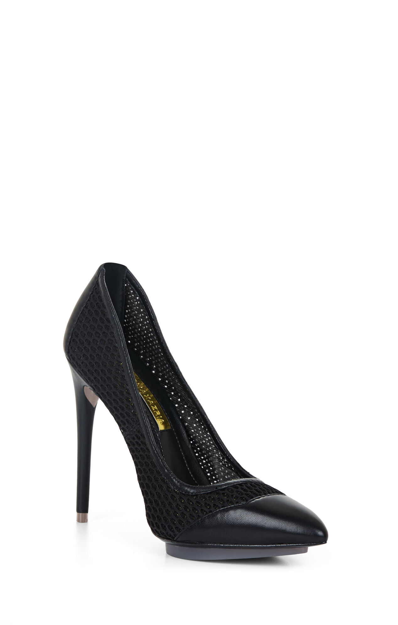 Kassia Thick Mesh Pump