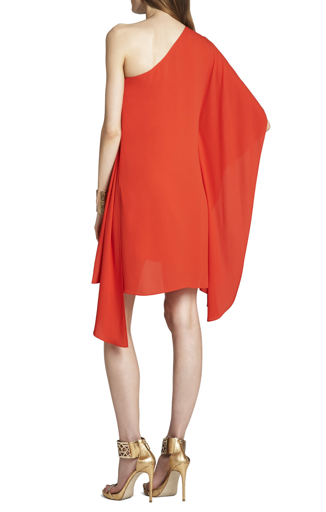 Alana Side-Draped Dress