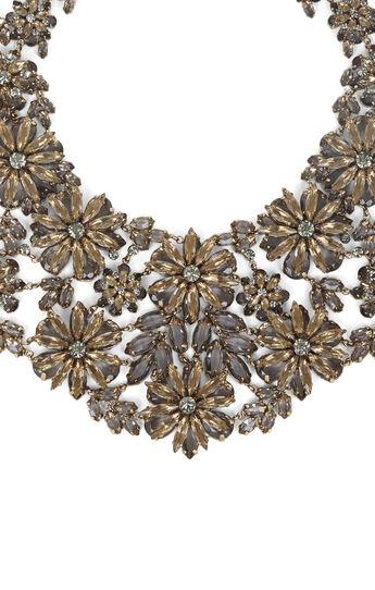Floral Statement Necklace