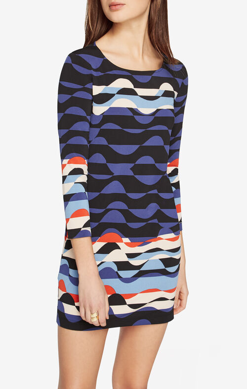 Noely Deco-Printed Dress