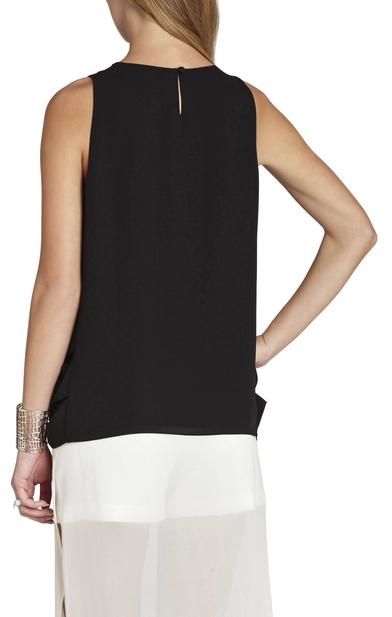 Eavan Cutout Tank Top