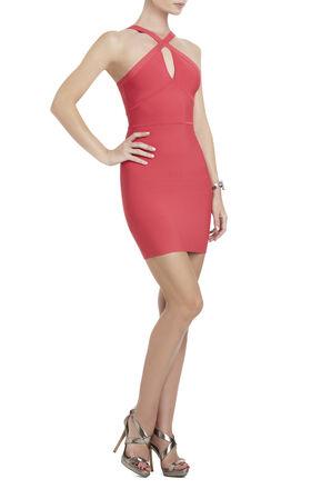 Martha Cross-Strap Dress