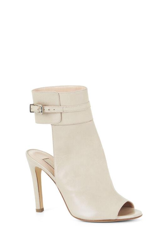 Nastya High-Heel Leather Sandal