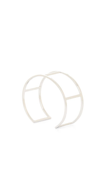 Small T-Bar Cuff Bracelet