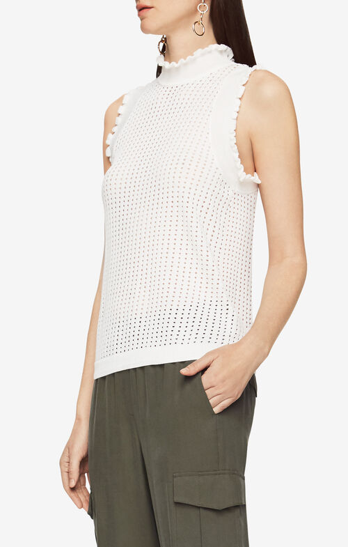 Axel Eyelet Sweater