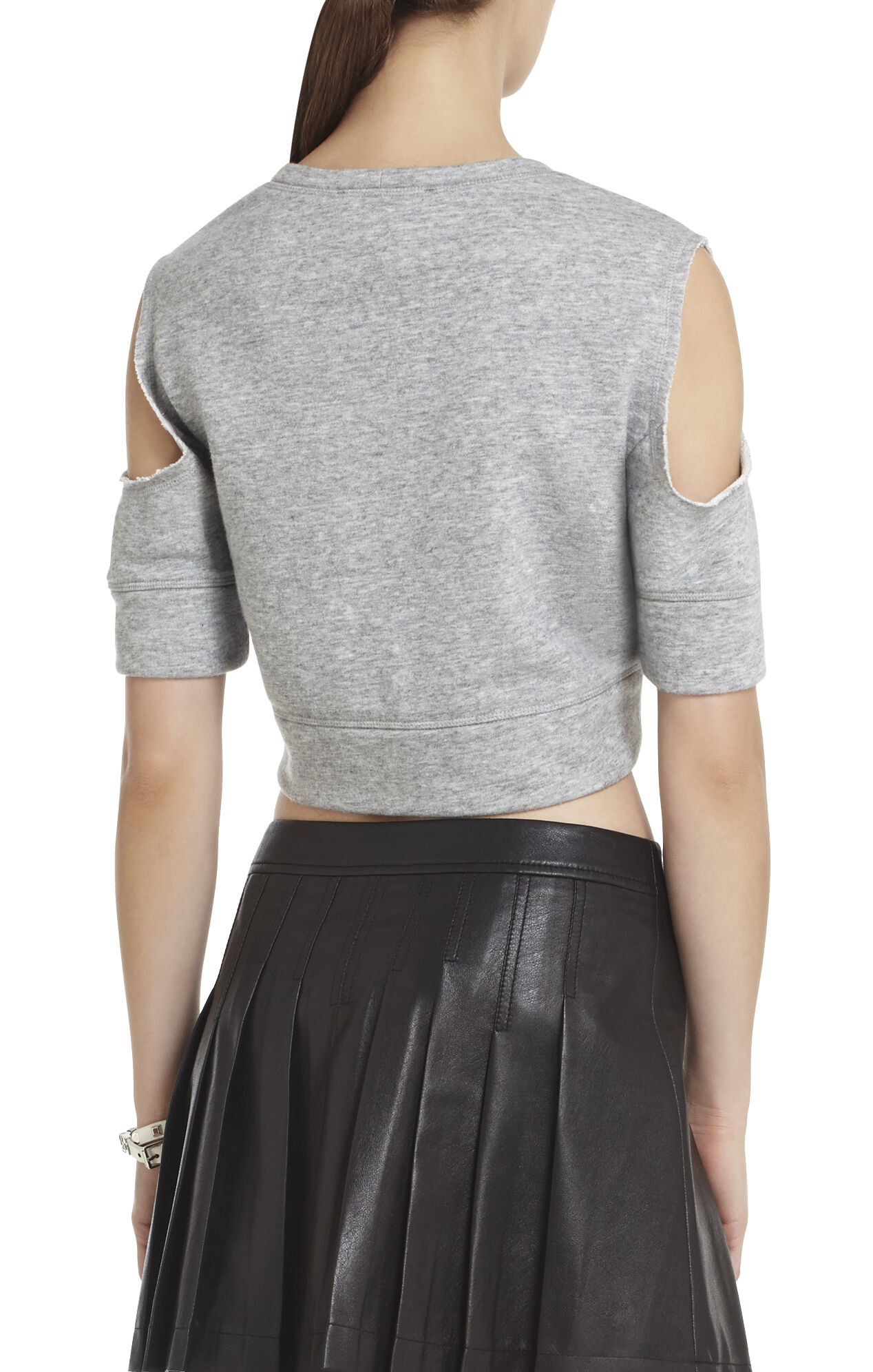 Shadie Cropped Sweatshirt