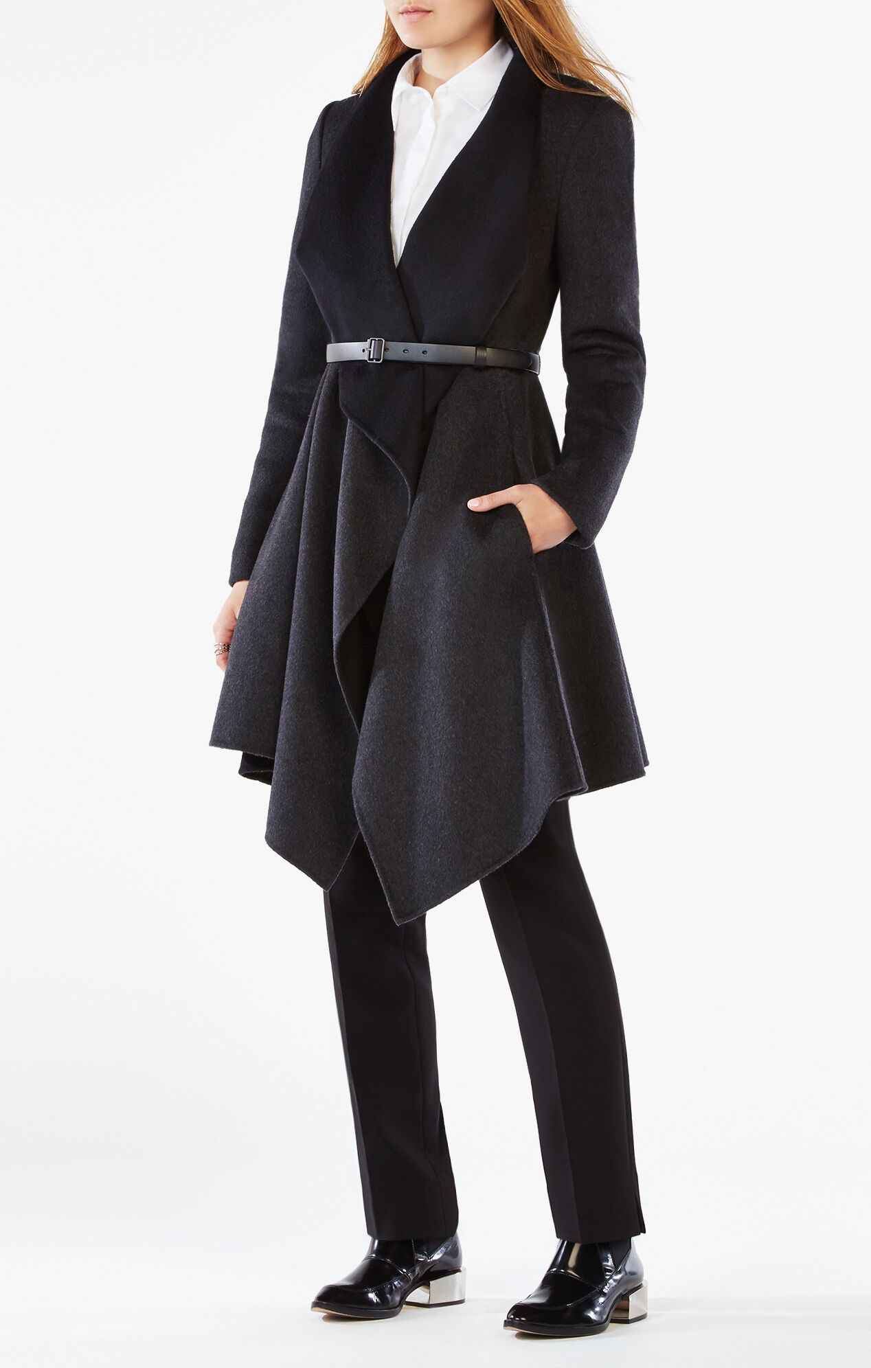 Mandi Wrap Coat