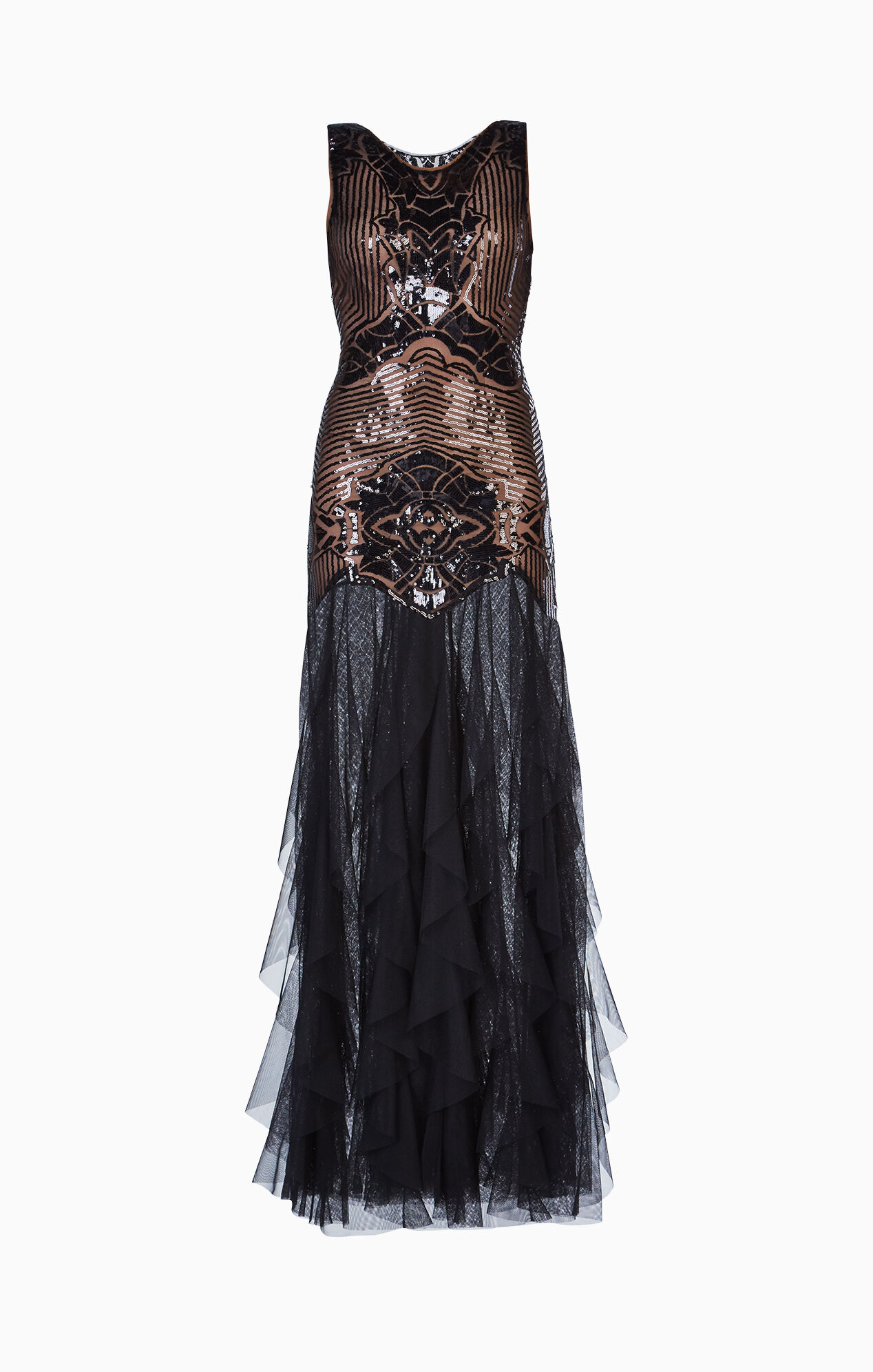 Magdalena Sequined Gown