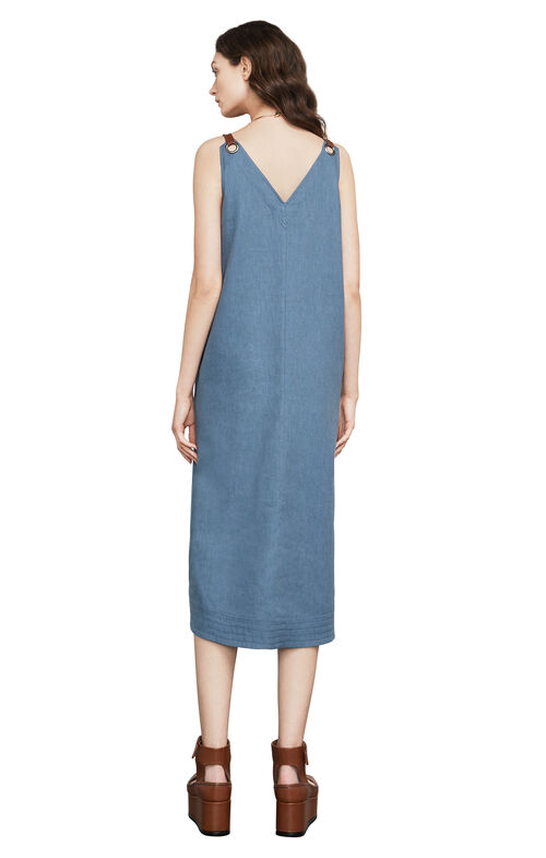 Kristen A-Line High-Low Dress