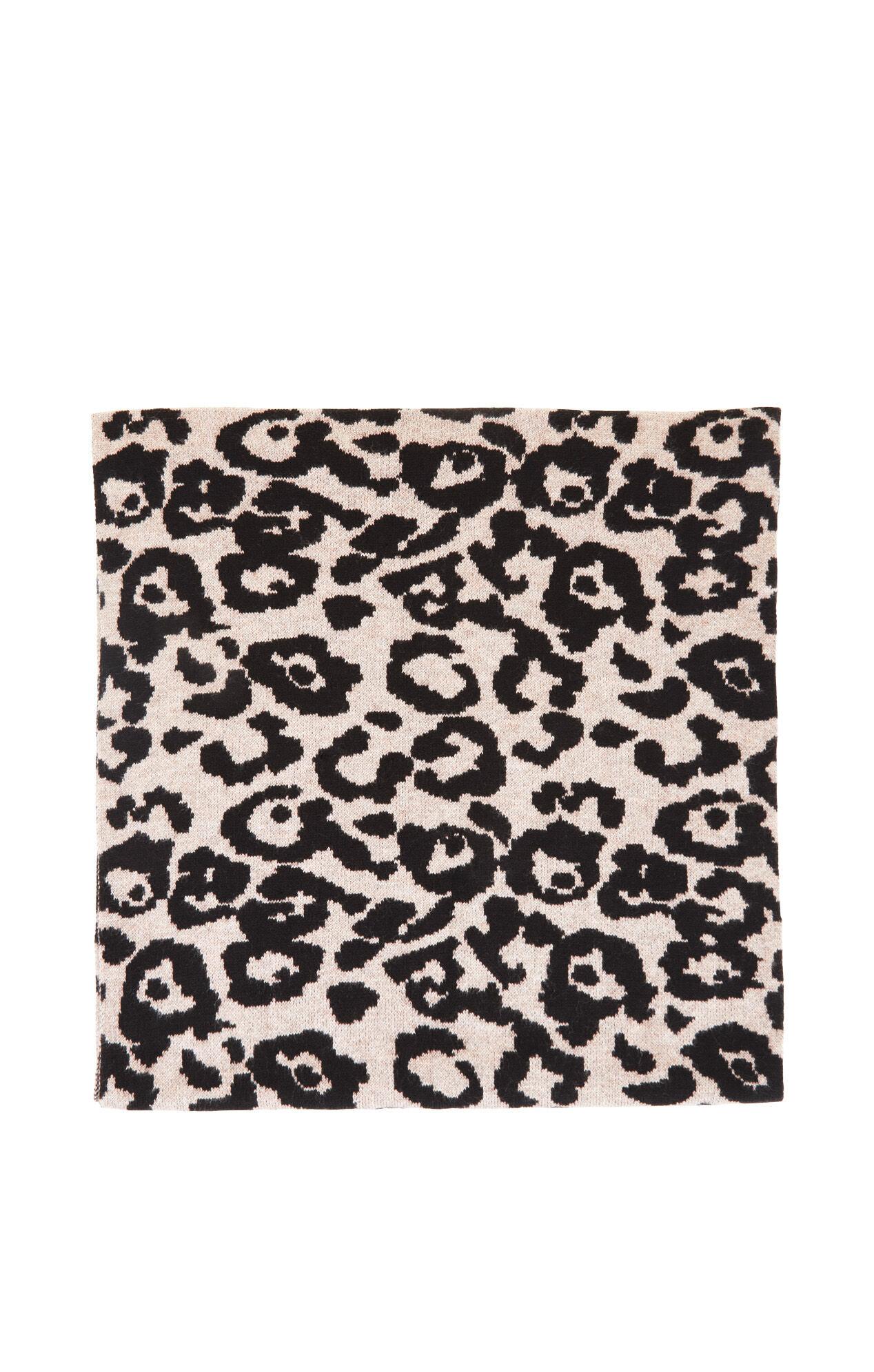 Cheetah Loop Scarf