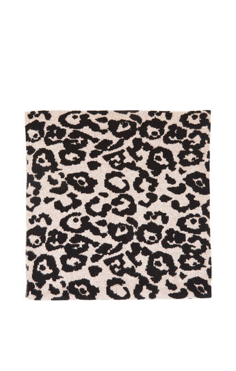 Cheetah Loop Scarf
