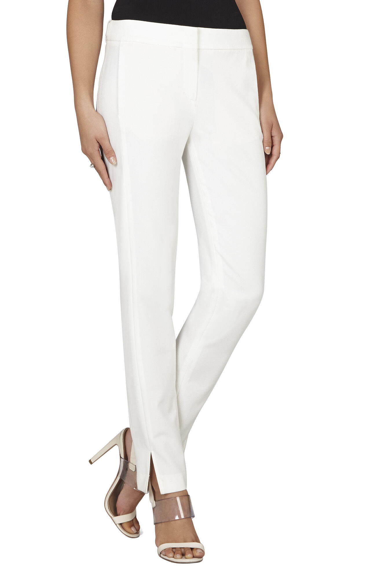 Kurra Slim-Leg Ankle Trouser