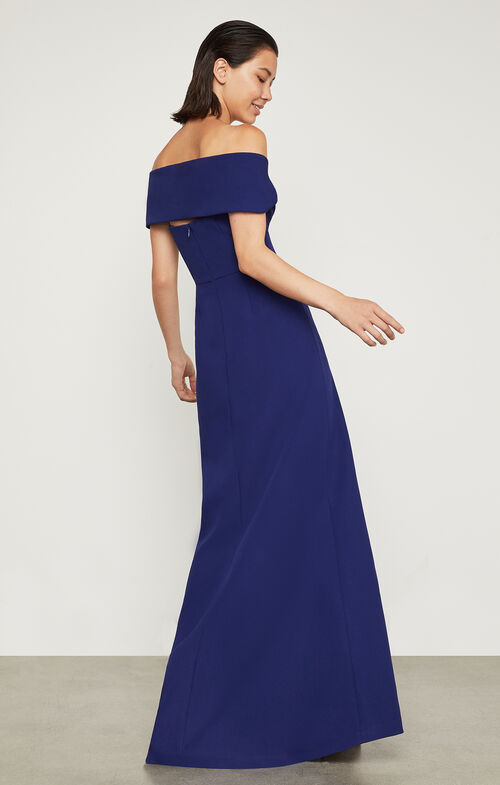 Amalie Off-The-Shoulder Gown