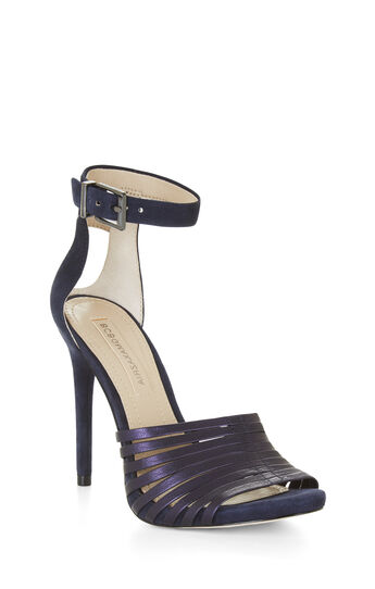 Dena High-Heel Strappy Sandal