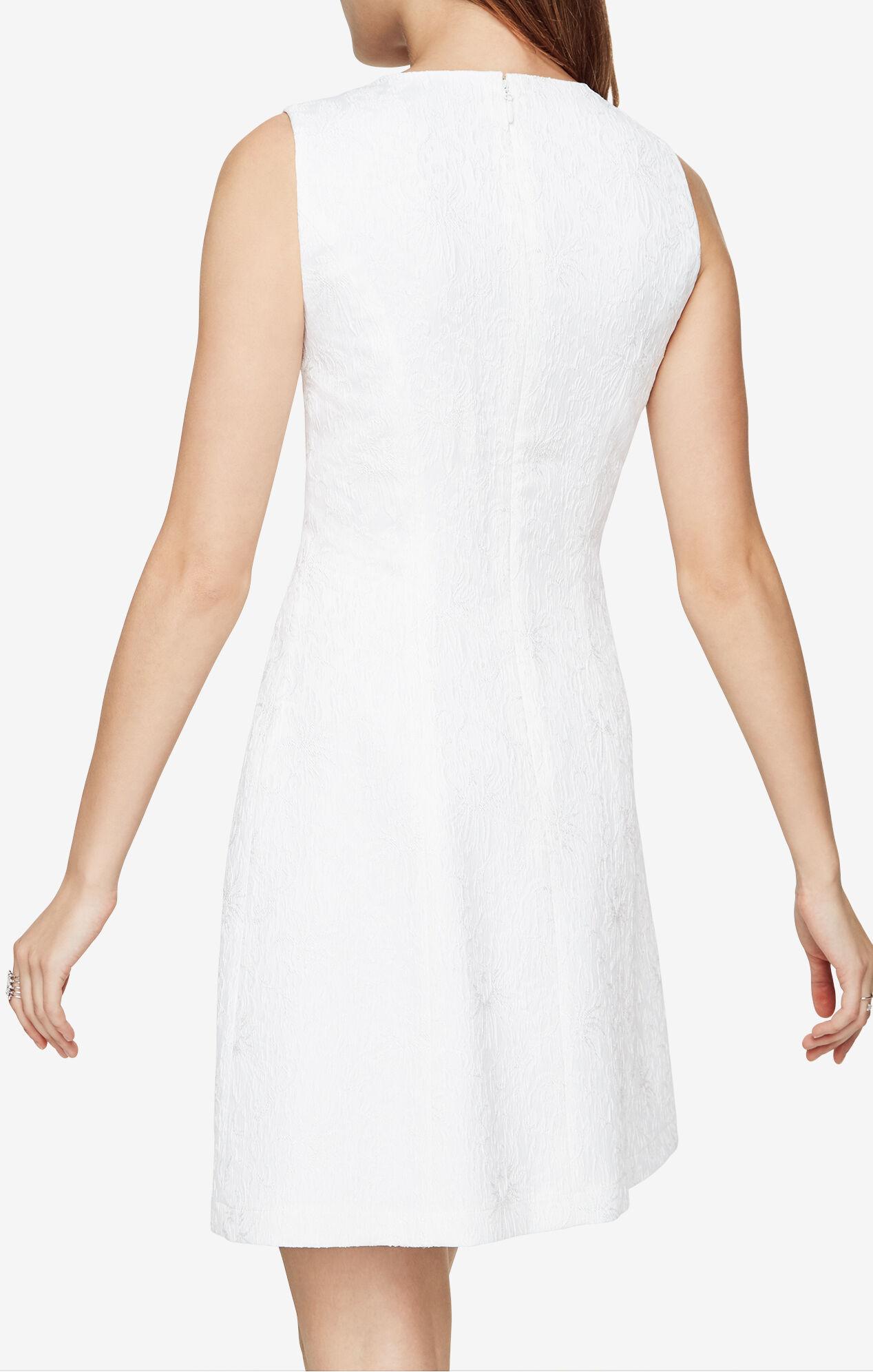 Hannelli Floral Jacquard Dress