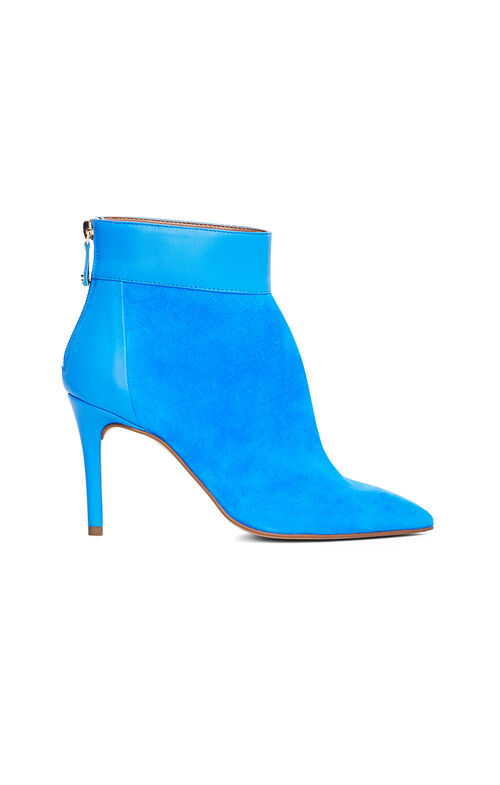 Remi Suede Ankle Bootie