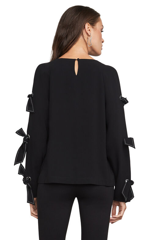 Haydin Cold-Shoulder Top