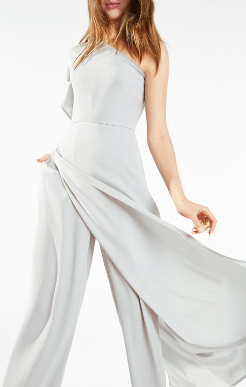 Deserae One-Shoulder Jumpsuit