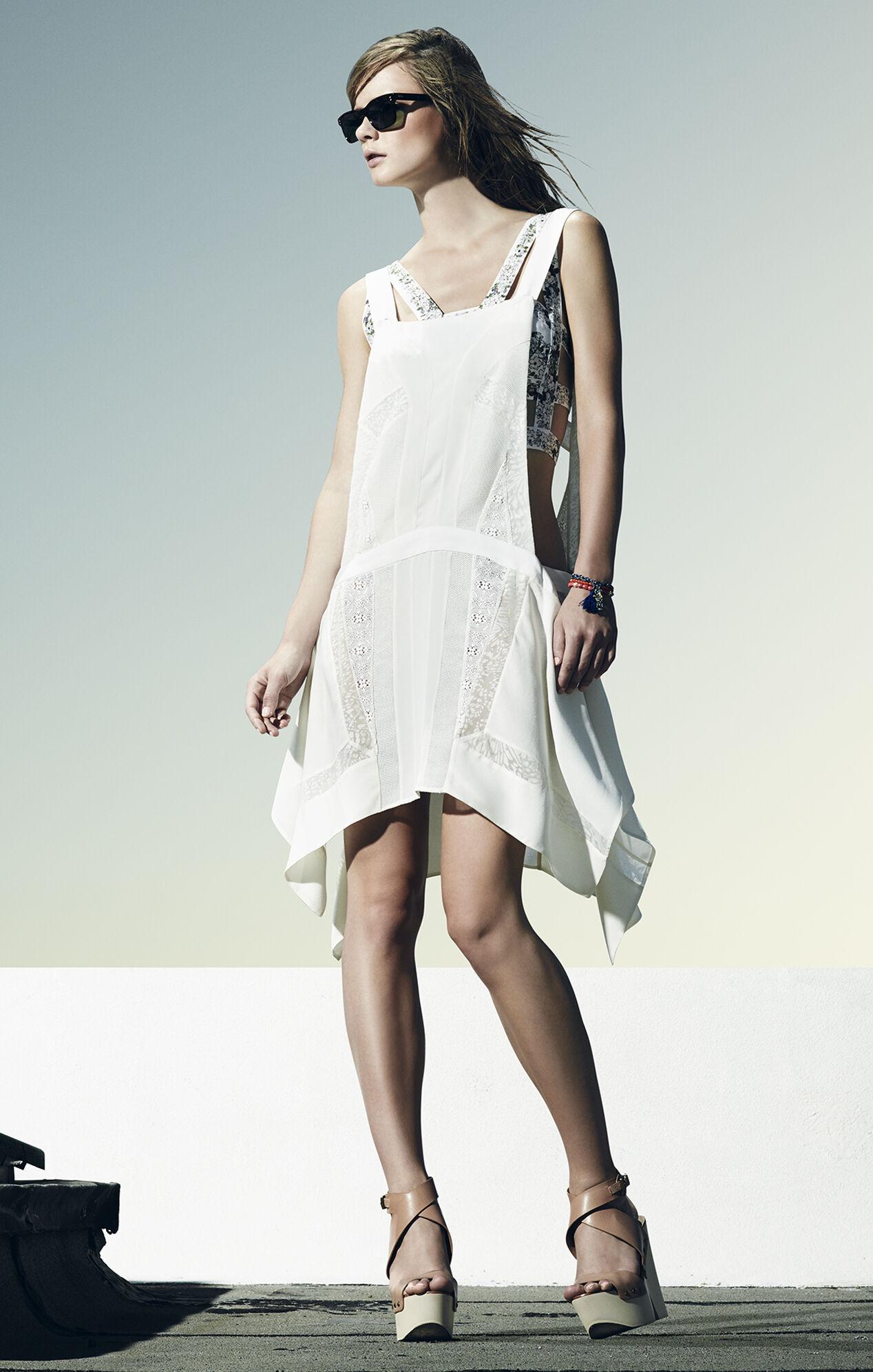 Runway Lida Cutaway Dress