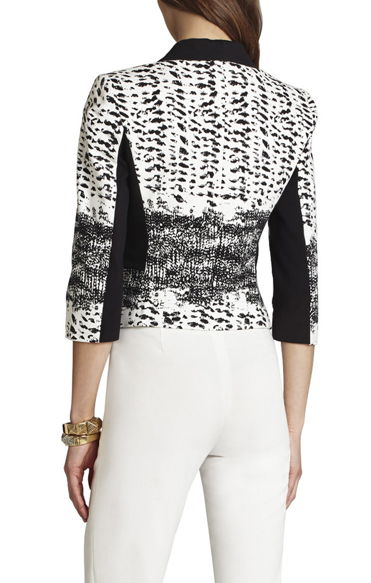 Eva Printed Jacket
