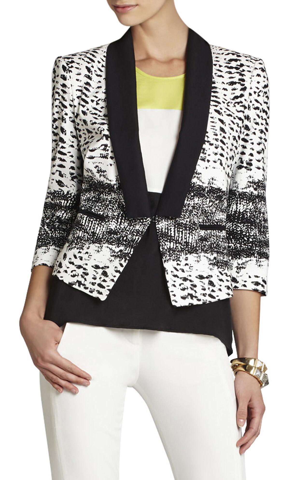 Eva Printed Jacket