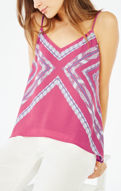 Kayleigh Tapestry Print Tank Top