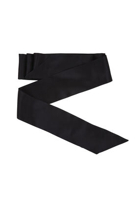 Silk Sash Waist Belt