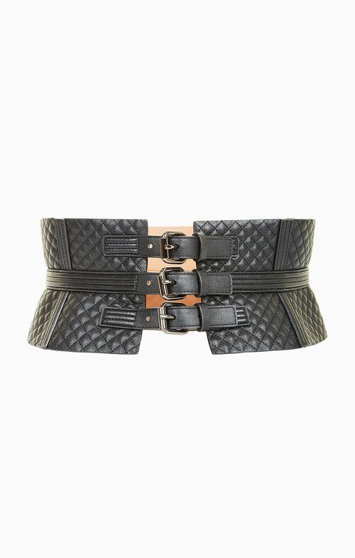 Belts - Women's Sleek Corset & Waist Belts