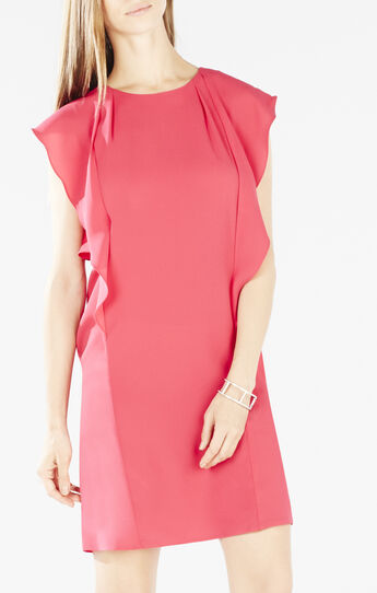Susi Flutter-Sleeve Shift