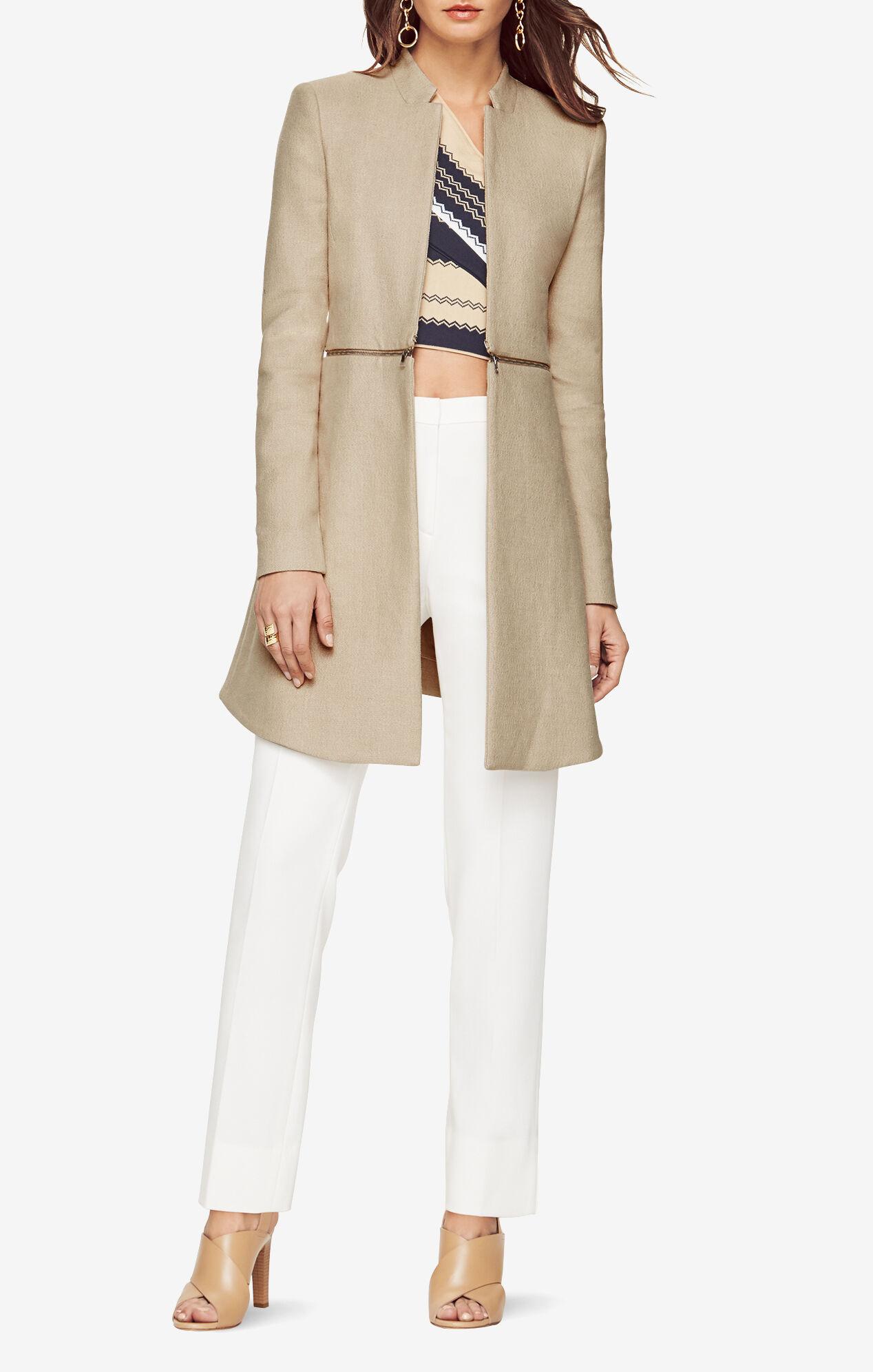 Arelia Canvas Coat