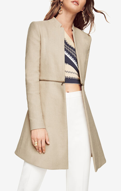 Arelia Canvas Coat