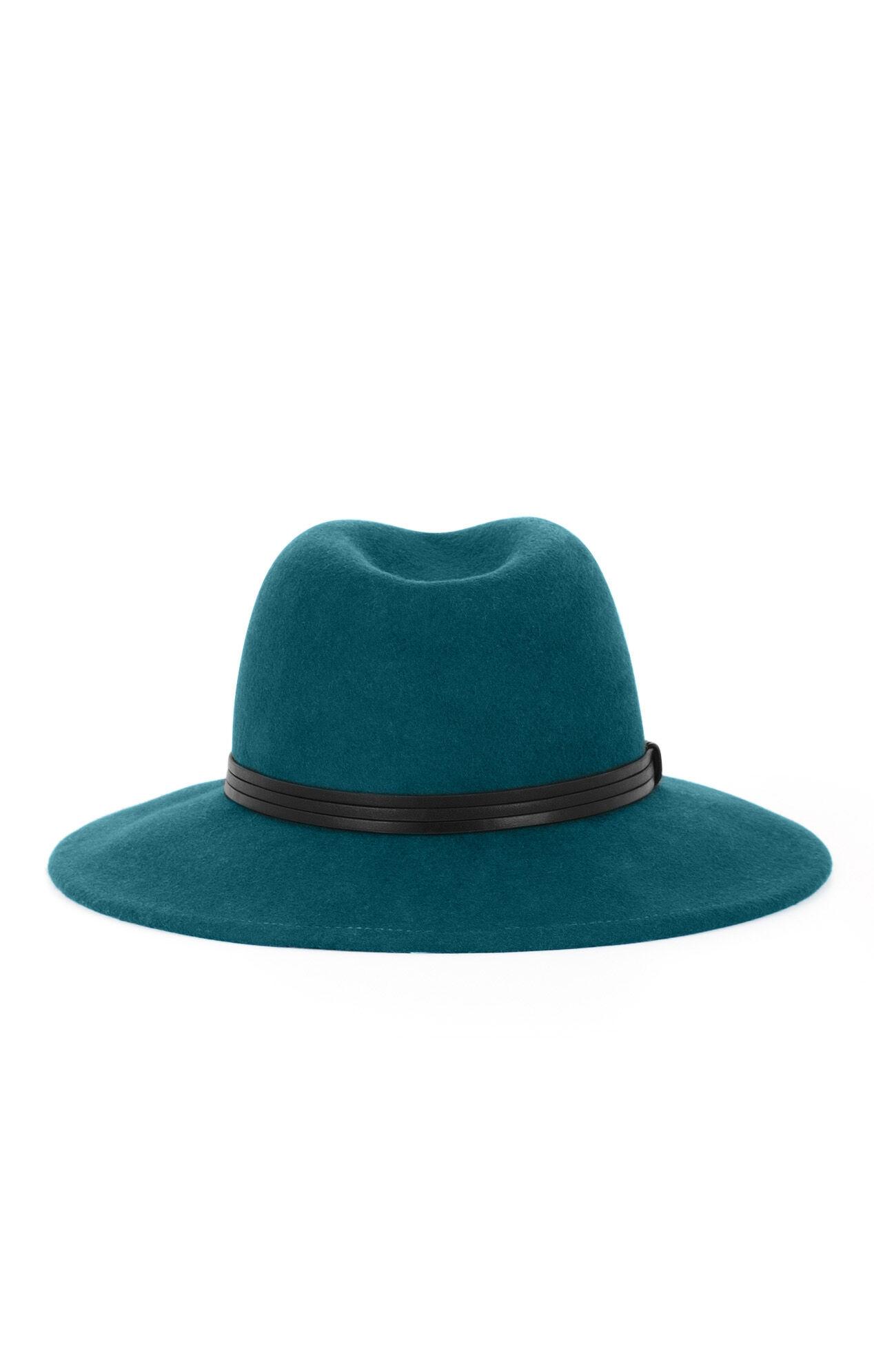 Banded Panama Hat