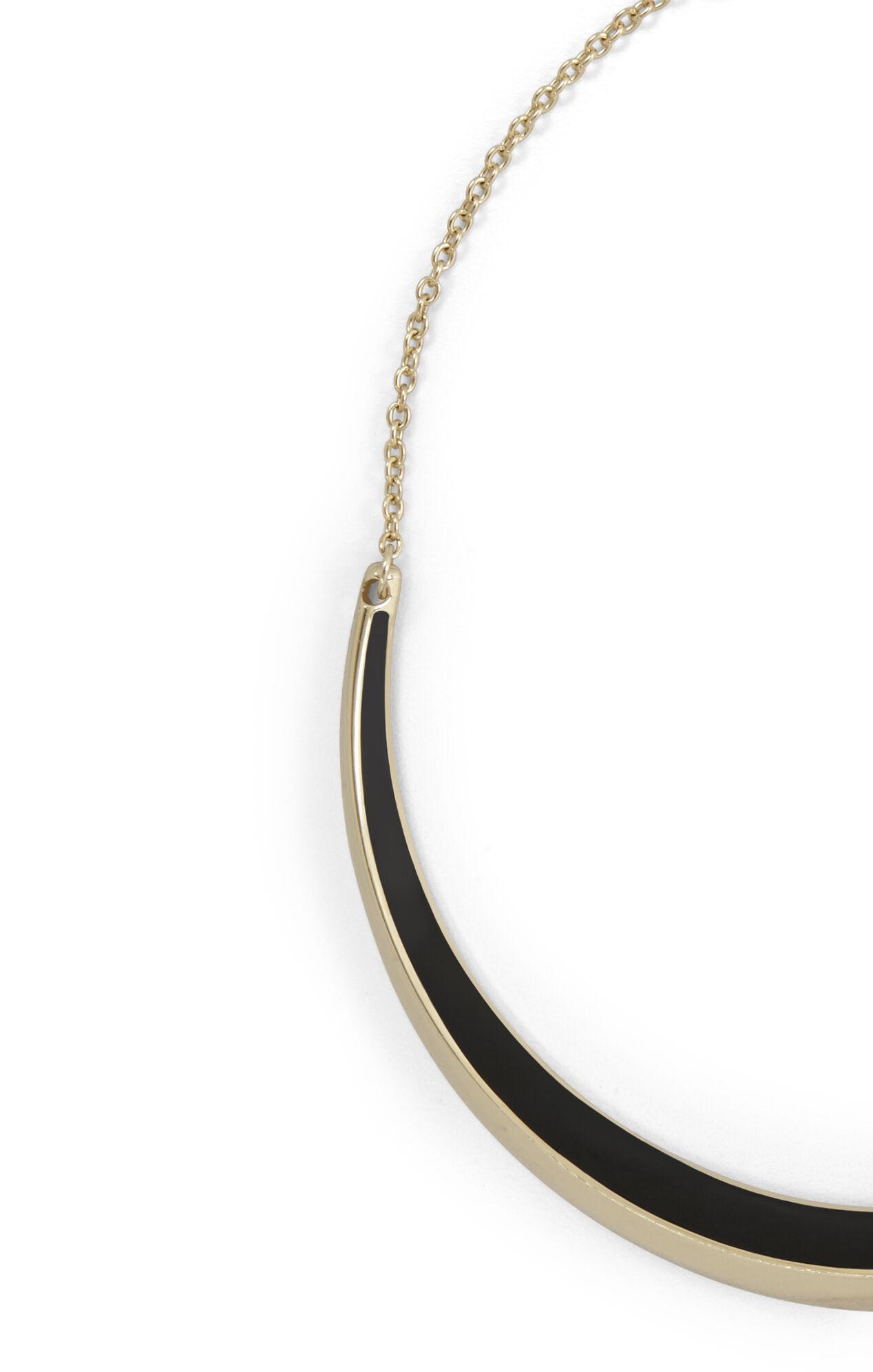 Enamel Collar Necklace