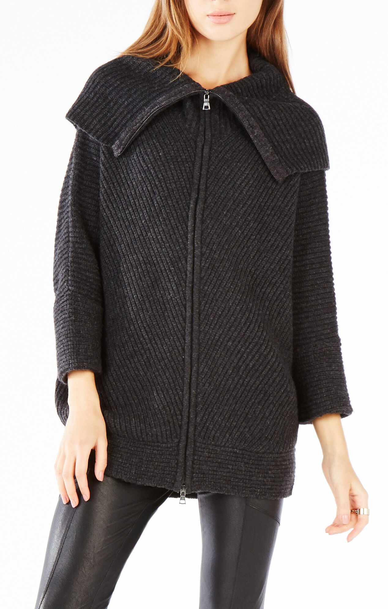 Espen Turtleneck Cardigan