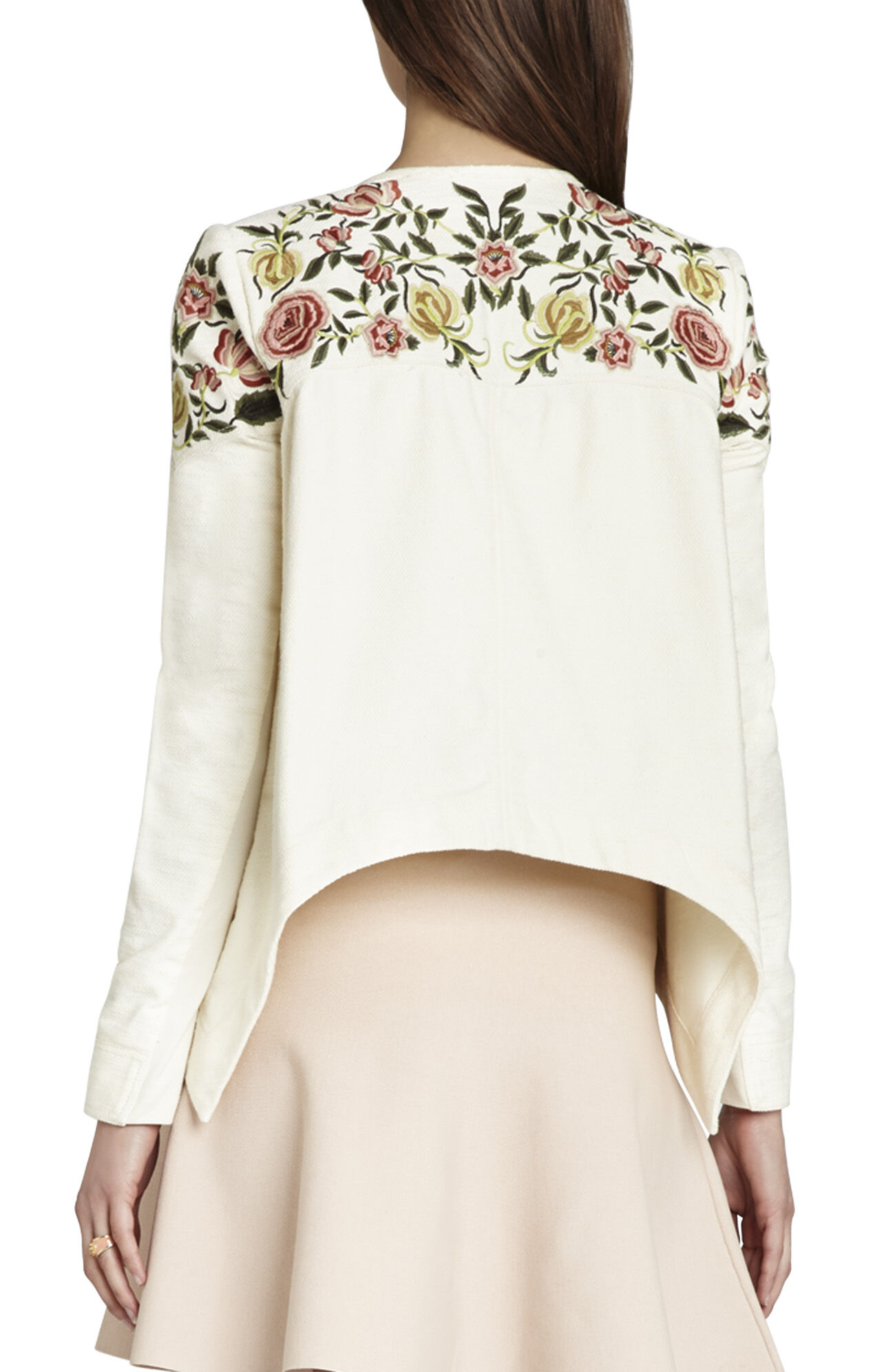 Kristopher Embroidered Jacket