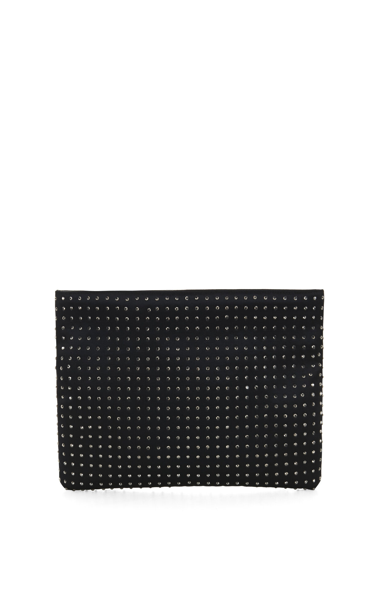Jemma Hot-Fix Rhinestone Clutch