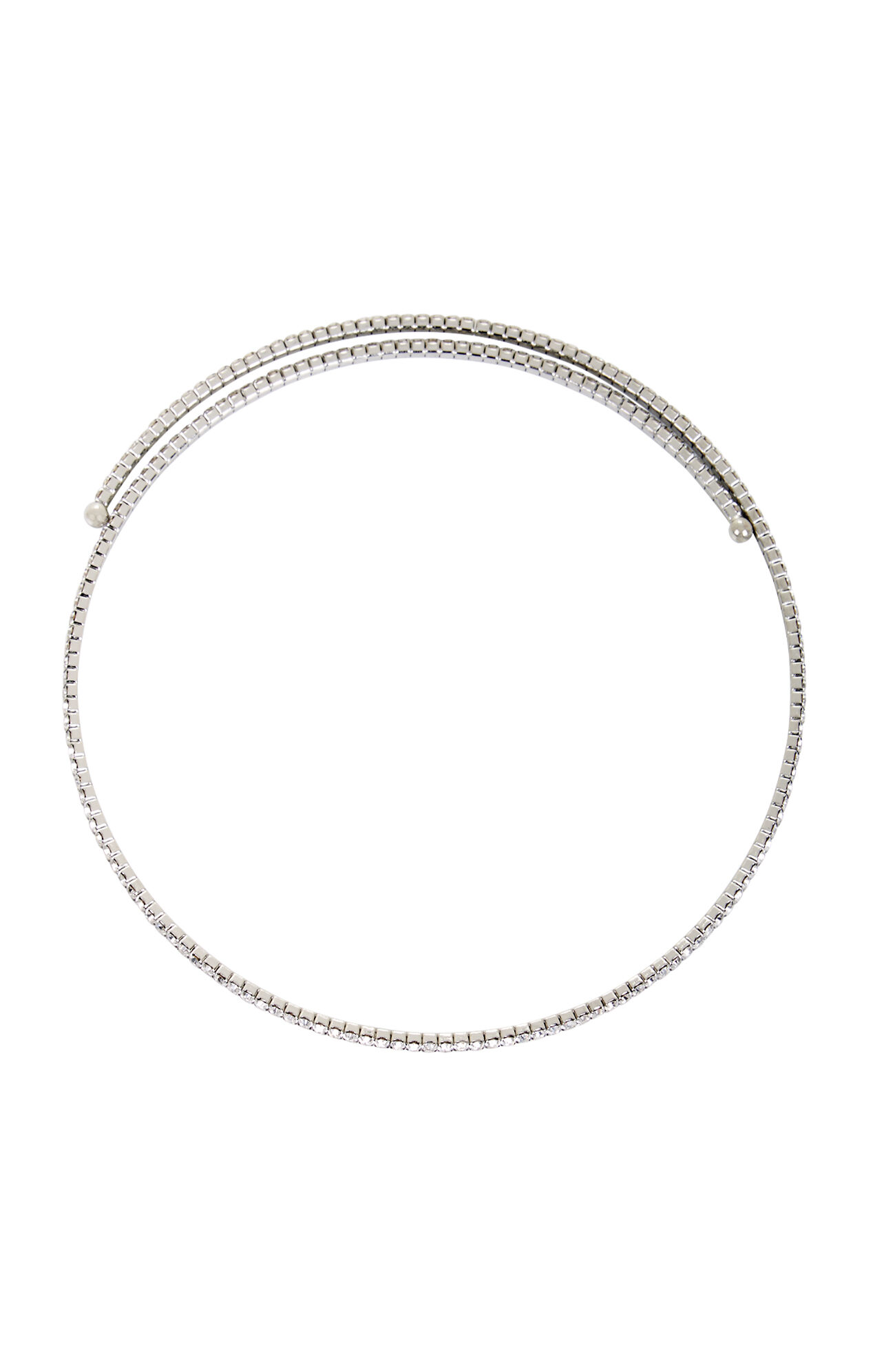 Pave Choker Necklace