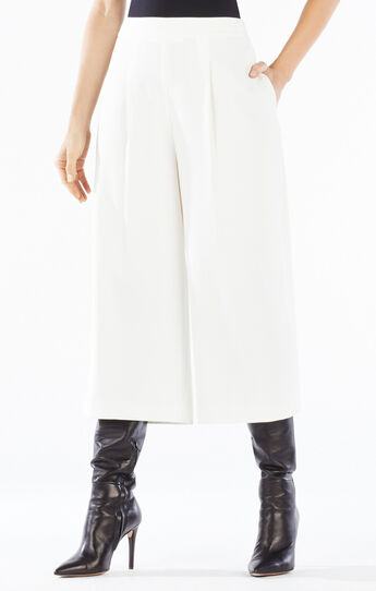 Darryl Pleated Culottes