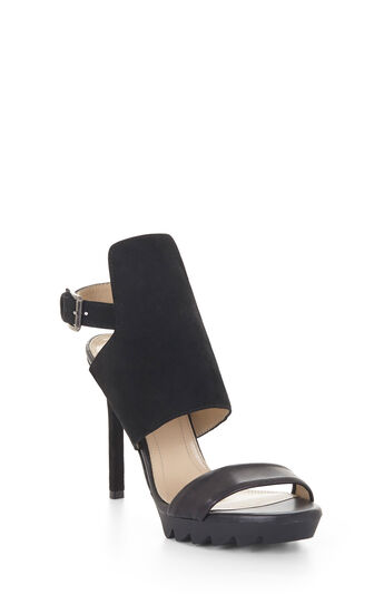 Veera High-Heel Leather Sandal
