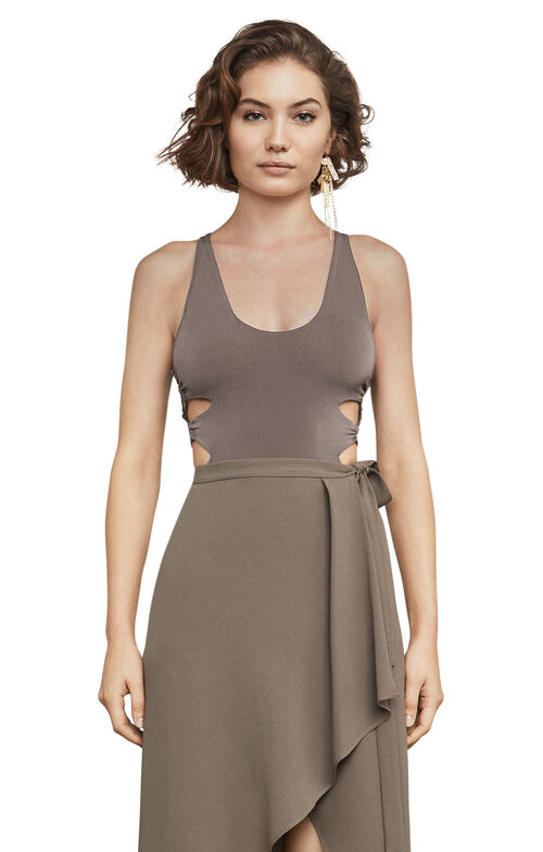 Chrissy Sleeveless Bodysuit