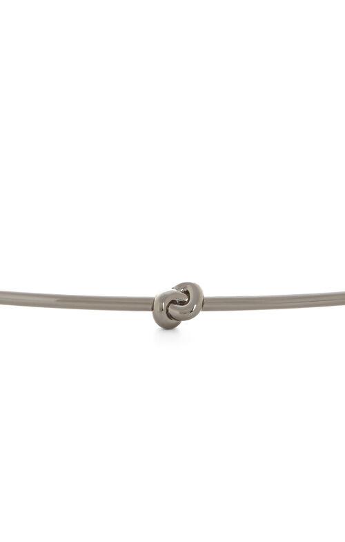 Thin Knot Plate Belt