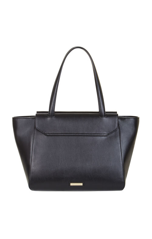 Nya Leather Tote
