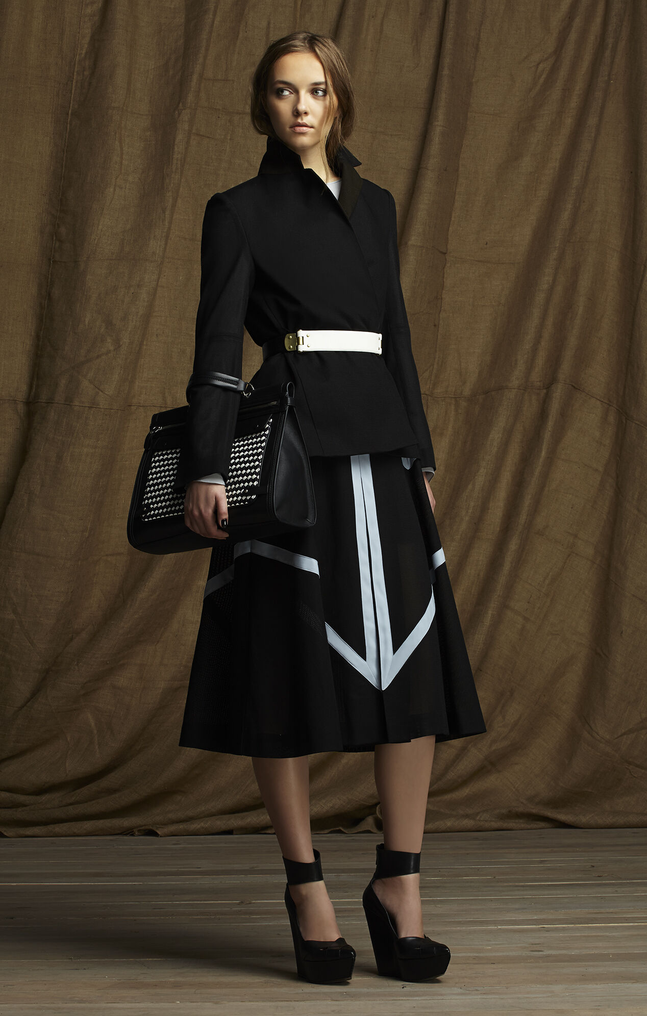 Nikola A-Line Skirt