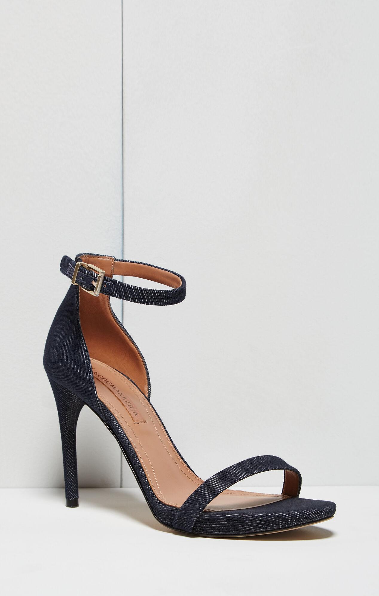 Dona Denim Sandals