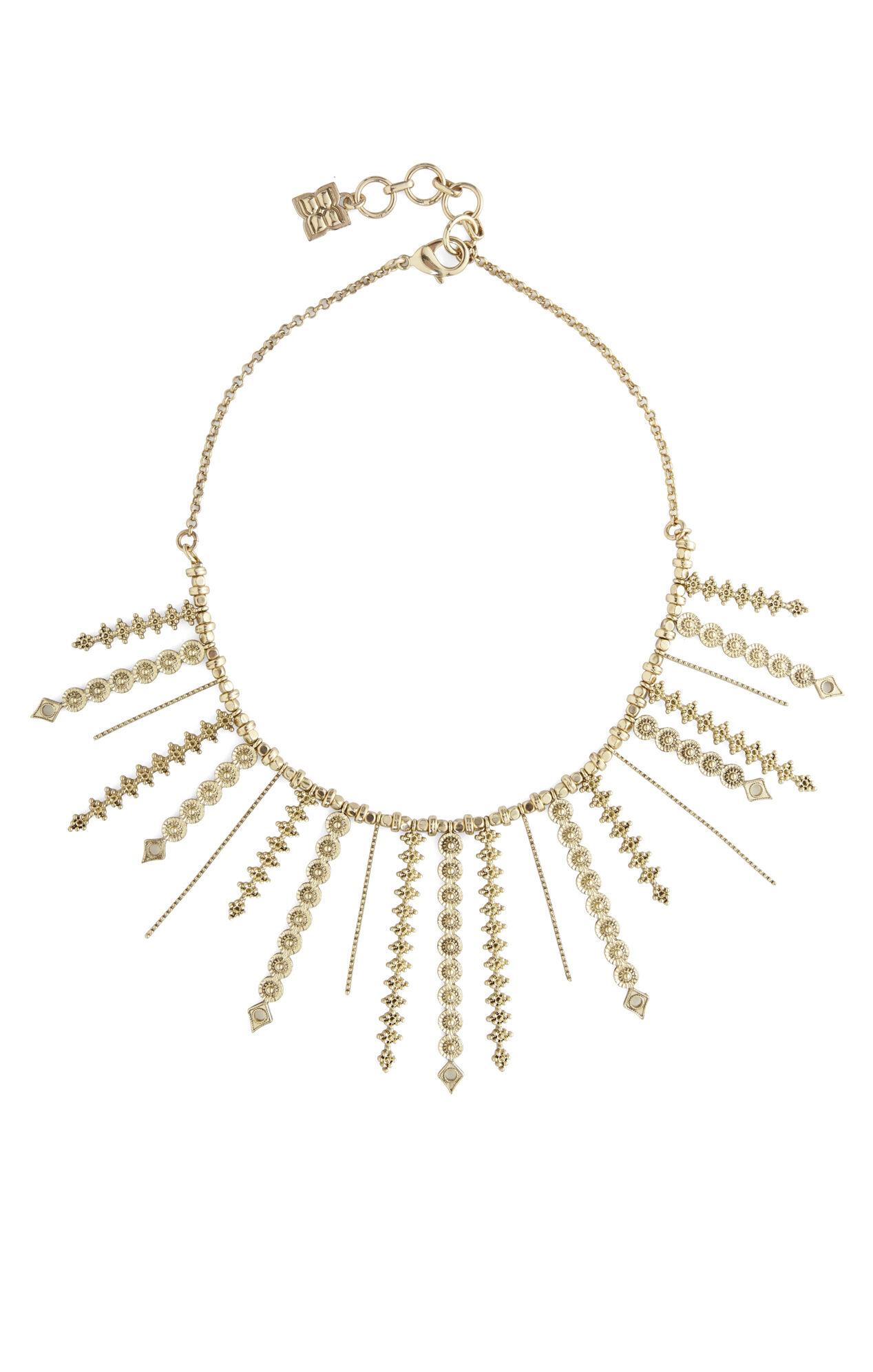 Boho Sunburst Necklace