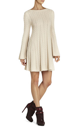 Hoshi Cabled Pullover Tunic