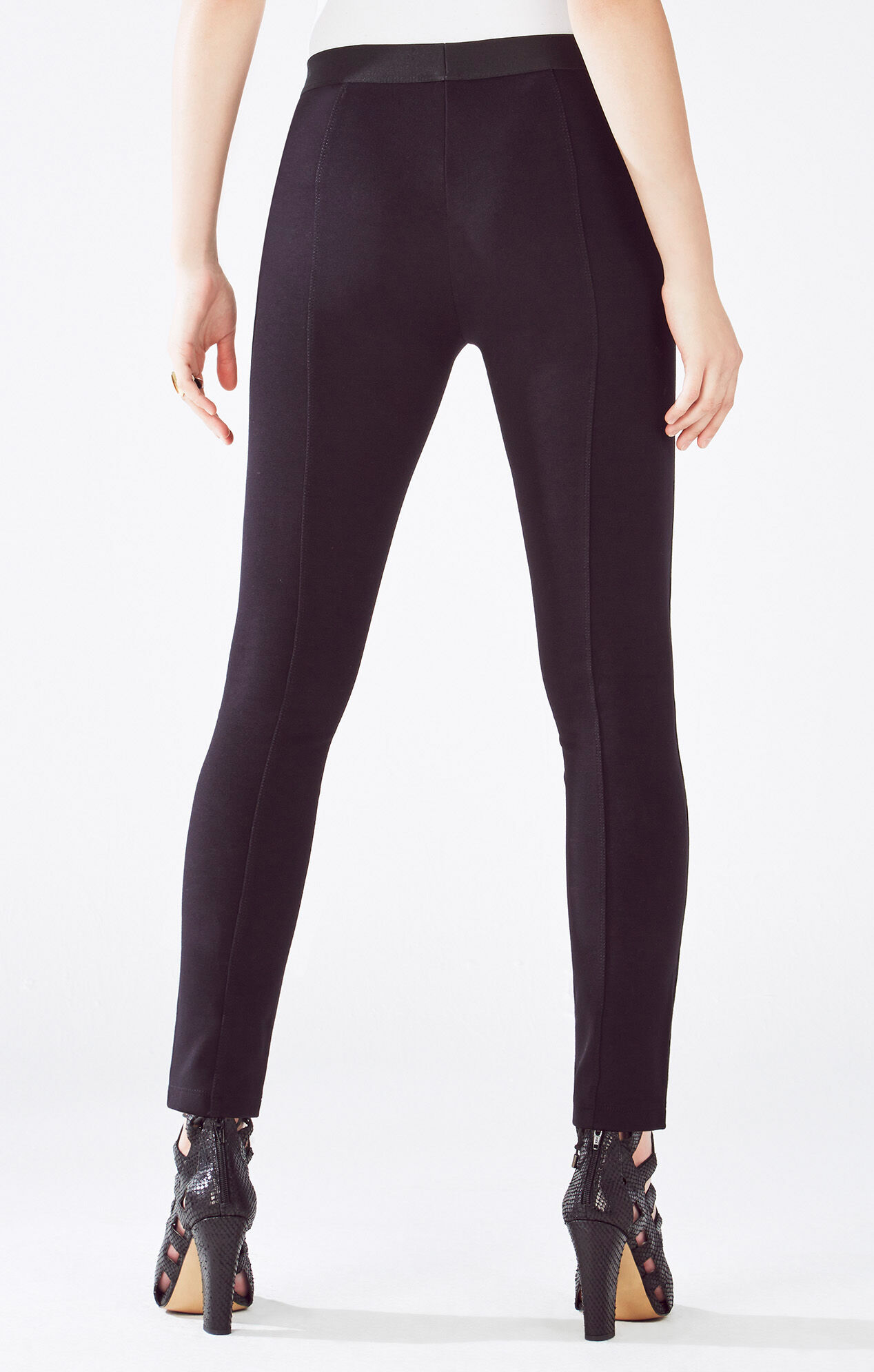 Sissy Zip-Pocket Legging