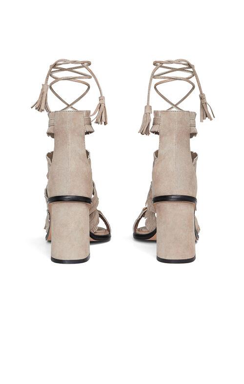 Amari Suede Sandal